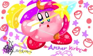 Archer Kirby by PoyosEpicProductions