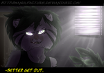 Better get out by Manulfacture