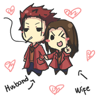 Mikoto X Me by RuriSuoh