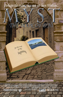 Myst: The Book of D'ni Poster by Zenoc2