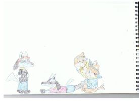 Request by Auramaster Lucario by transformers-fan123