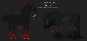 The Death God by RomyvdHel