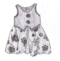 Little Girl's Dress 2 by caitiedidd