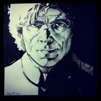 Tyrion Lannister by SoniaMatas