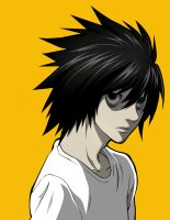 Death Note - L by TGNx