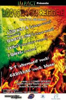 Flyers Roots Rock Reggae by etiark