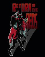 Return of the Reds - Star Trek Zombies! by rafoodle
