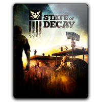State of Decay Icon by dylonji