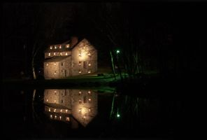 Locksley Reflection by nanshant