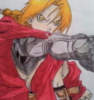 Edward Elric ~ FMA by Tainted-evil