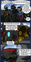 The Cat's 9 Lives! 3 Catnap and Outfoxed Pg101 by TheCiemgeCorner