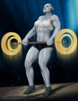 Lysaia - Clean and Jerk by ynorka