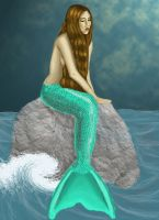 Mermaid II by e5ther