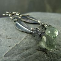 Turn with Prasiolite by gemheaven