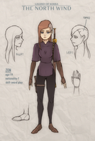 Zen character sheet by mono22chrome