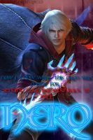 Devil May Cry-Nero iPod by PPGDBlossom
