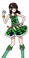 Emerald Parade Coord by TLoZ-Freack123