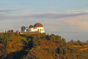 The Observatory in LA by WesHPhotography