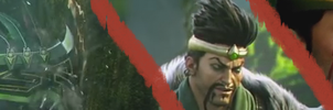 draven subreddit banner by slaysomezombies