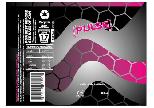 Pulse Can by Mordaqui