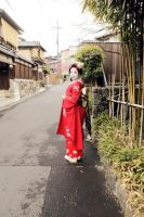 Maiko (Red) - 3 by rin-no-michiei