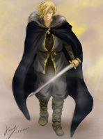 Call to Arms (COLOUR) APH Norway by JazzLassie6020
