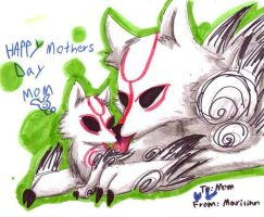 Happy Mothers Day by Bunnygirl51728