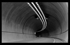 Enter the Tunnel by erene