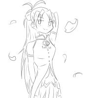 Character that I don't know from Madoka Magica by CollideFA