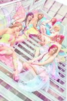 Winx - Harmonix - group by SweetLuminia