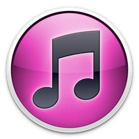 Pink iTunes Icon by TheArcSage