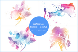 Watercolor Texture Pack #29 by EllaBellsGraphic