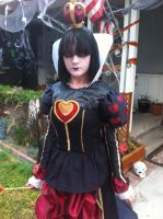 Queen of Hearts from The Madness Returns by Snobrdchic