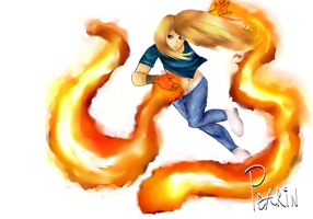 This Girl is on Fire! by Pearin