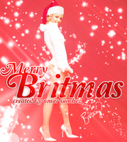 My Cover Merry Britmas by onyxhdz