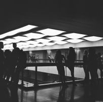 Hex - Ilford - silhouettes by Picture-Bandit