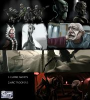 Clone Wars episode Reviews by Raikoh-illust