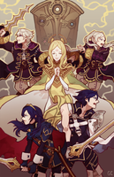 fire emblem awakening by genicecream