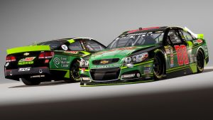 #88 Dale Earnhardt Jr. Mtn Dew Chevy SS by Driggers