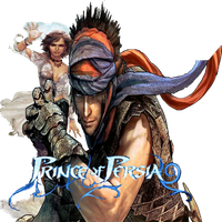 Prince Of Persia Dock Icon by Rich246
