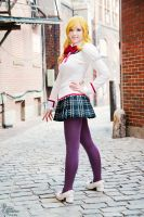 Mami Tomoe III by EnchantedCupcake