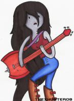 Marceline by TheXHunter08