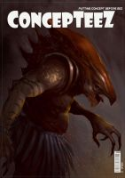 CONCEPTEEZ_CREATURE_FEATURE by donmalo