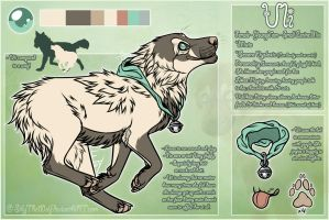 .: Uli Official Sheet Ref 2015 :. by SillyTheWolf