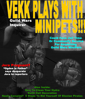 Vekk Play With miniPets by ams719