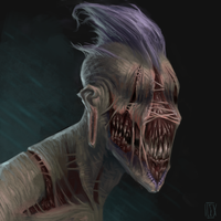 Clown by TheHollyLord