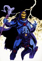 Skeletor by jasonbaroody by Kenkira
