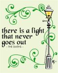 There is a Light That Never Goes Out by allonsykimberly