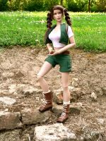 TR4:Custom Lara Croft Young 6 by Laragwen
