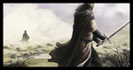 Speedpainting 14 - To The Death by woutart